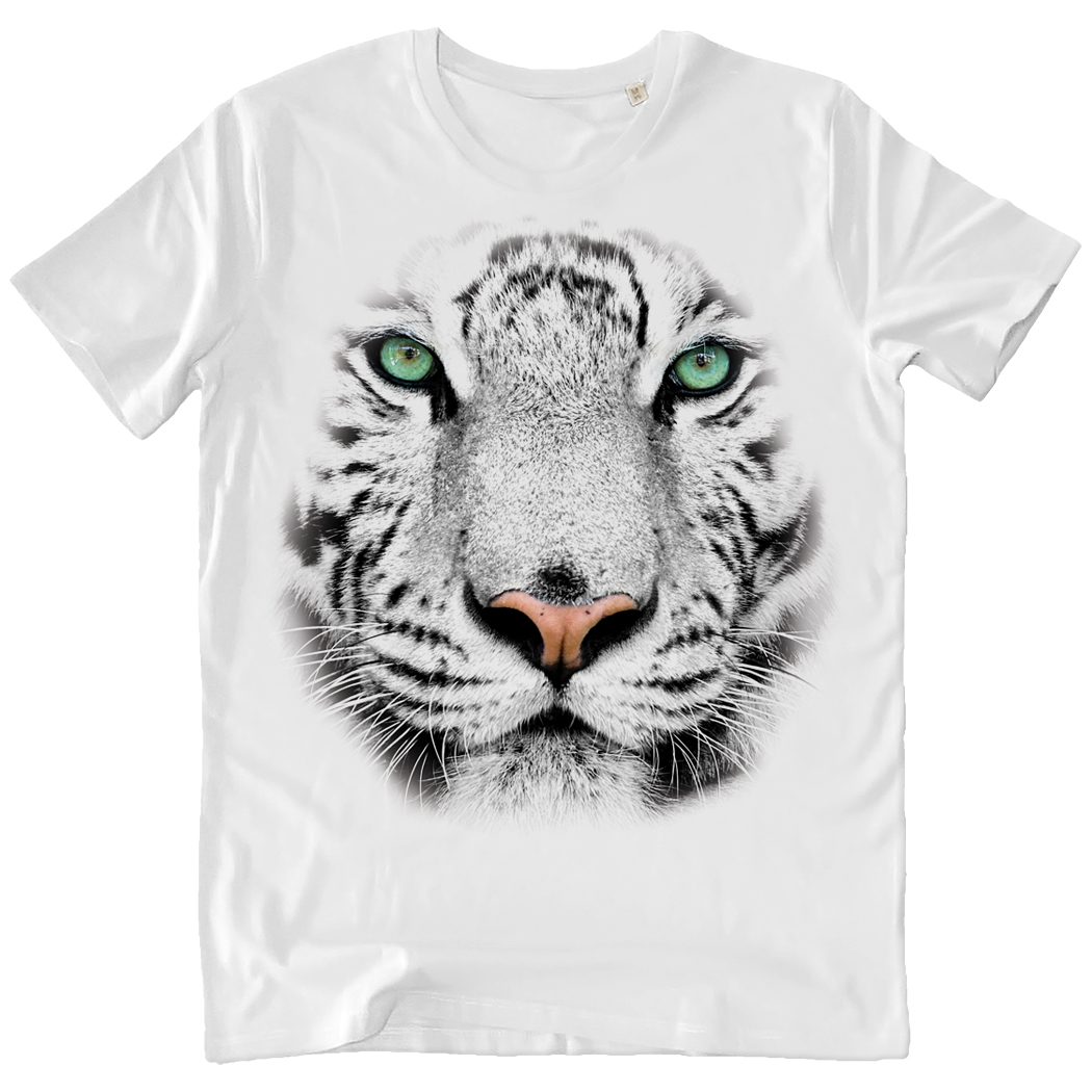 WILD - TIGRE SIBERIANA - BIG FACES mockup
